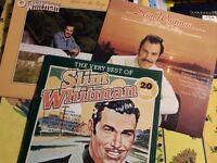 Slim Whitman LP's