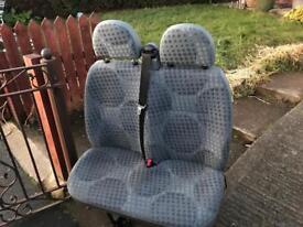 Mk7 transit seats