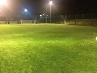 Social Football in North London - New River sports centre