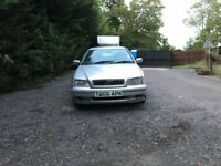 Automatic Volvo S40 XS for sale, MOT, 2 former keepers, drives perfect.