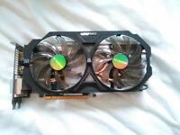 Gigabyte Windforce AMD Radeon R9 285 2GB Graphics Card