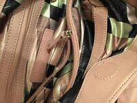 TIGNANELLO soft leather bag