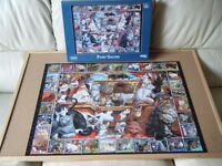 'Pussy Galore' : 1,000 piece Jigsaw Puzzle