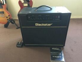 Blackstar HT20 Studio 20 watt All Valve Guitar Amp 1x12 Combo