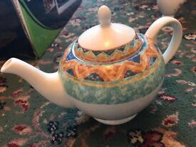 Ports of Call by Jeff Banks London Teapot Set
