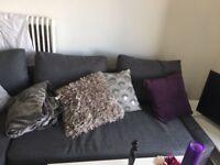 Quality IKEA Corner Sofa Bed for Sale