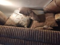 Comfortable 2 person sofa