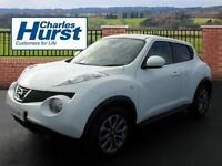 Nissan Juke TEKNA (white) 2014-03-31