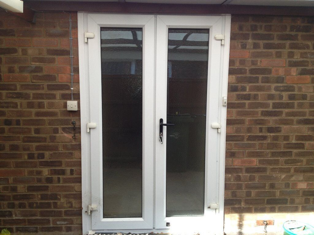 Attractive front doorsupvc double glazedfor patio or for Double glazed patio doors sale