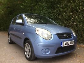 Kia PICANTO Automatic-2008-Full Service Histyory-One Owner