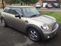 MINI 1.4 ONE 08 REG