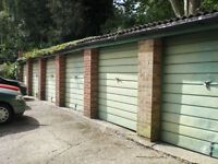 Vacant garage available