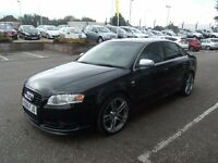 2006 06 AUDI A4 4.2 S4 QUATTRO 4D AUTO 339 BHP***GUARANTEED FINANCE***PART EX WELCOME***