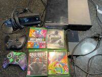 Xbox One and connect + games
