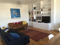 Central London (Marylebone), 2 double bed, 2baths bright top floor flat (with elevator and porter).