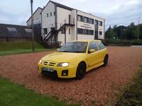 MG ZR 1.4 2004 Full years / Long MOT Oct 2015. Low ish 70k Miles May swap or PX