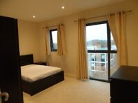1 Bedroom partly furnished apartment for rent - Rayners lane, Pinner, Harrow, Eastcote Lane