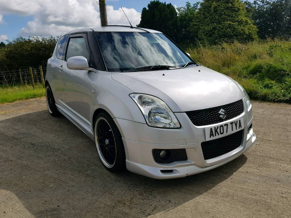 2007 SUZUKI SWIFT 1.6 SPORT..MOTED TO MARCH 2018.POSSIBLE PART ...