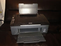 Epson Stylus SX105 Printer and Scanner