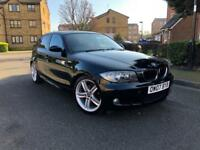 Bmw 1 Series 2.0 120d M Sport 5dr Full Service History The Car is Excellent 177 BHP,HPI CLEAR