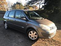 Renault Grand Scenic AUTOMATIC VERY LOW MILEAGE 39K