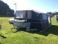 Conway Countryman Folding Camper 2014 trailer tent reduced price