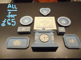 Wedgwood items,collectible items,joblot,christmas present,gifts, carboot