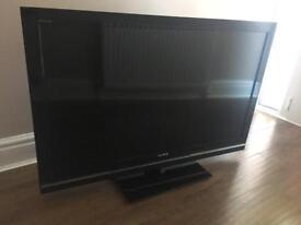 Sony 46 inch lcd tv