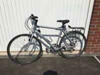 Marin hybrid city sport bike