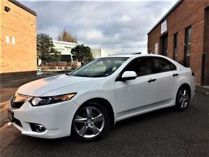 2012 Acura TSX PREMIUM+AUTO+LEATHER+XENON LIGHTS*SUNROOF+BLUETOO