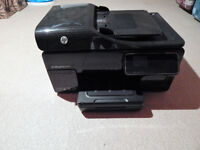 HP Officejet Pro 8500A e-All-in-One Colour Photo Printer Scan Copy Fax