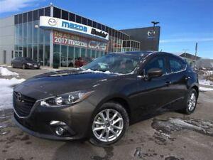 2016 Mazda MAZDA3 GS | LOW KILOMETERS