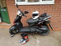 2017 50cc Moped Kymco Agility 50 RS Great condition