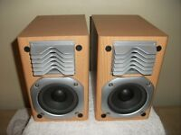 2 X PANASONIC SB-PM03 SPEAKERS.