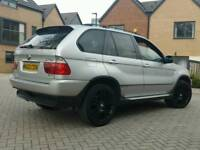 For sale BMW X5 SPORT 53 PLATE 3.0L DIESEL AUTO PX AVAILABLE