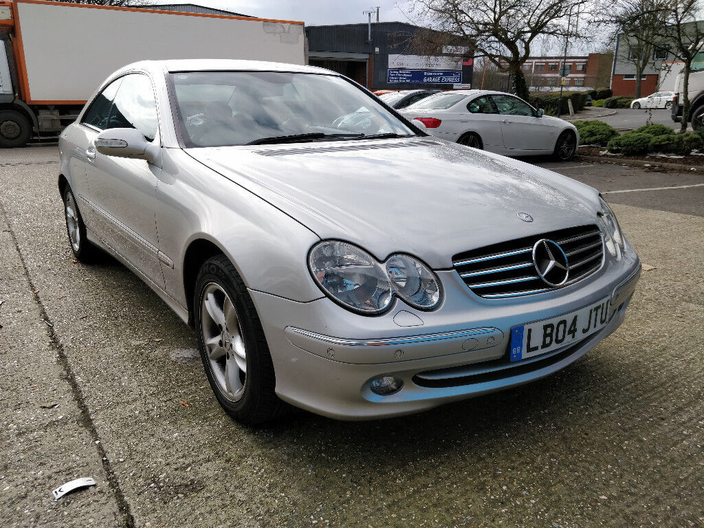 mercedes clk 200 kompressor with lpg top specification. Black Bedroom Furniture Sets. Home Design Ideas
