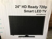 "BRAND NEW 24"" SMART TV"