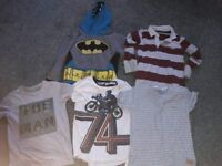 Boys bundle clothes 6 years