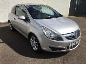 2009 Vauxhall Corsa 1.2 SXI with 54,000 Miles & 1 Year MOT! Service History! Cheap Insurance!