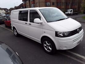 Vw transporter twin door kombi 140bhp