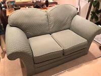 Green sofa - cheap for quick sale