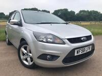 Ford Focus 1.8 TDCi Zetec 5 Door (Low Miles)