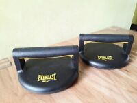 Everlast Swivel Rotating Push Up Stands, Good condition