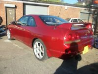 Nissan skyline r33 gtst 2.5 turbo auto sold as spares or repairs
