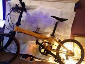 Dahon SPEED PRO fold down TOURING bike