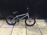 Bmx with stand
