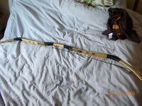 Hungarian bow