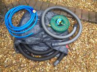 Motorhome/campervan Assorted hoses