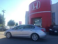 2012 Honda Civic EX - Extended Warranty, No Accidents, plus New