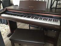 Technics digital ensemble piano